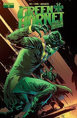 Green Hornet: Reign Of The Demon #2