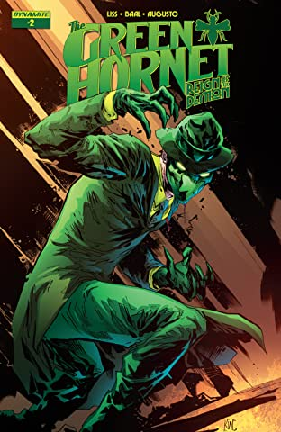 Green Hornet: Reign Of The Demon No.2
