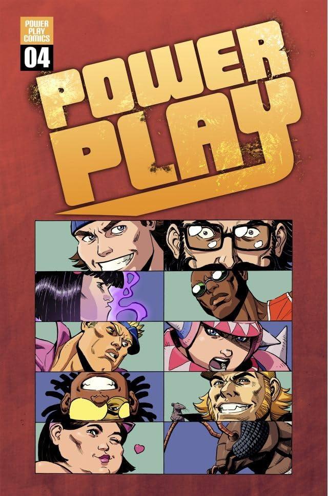 Power Play #4