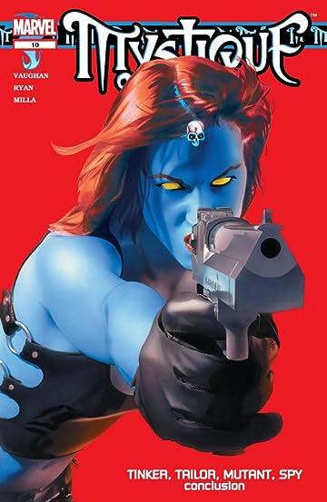 Mystique (2003-2005) #10