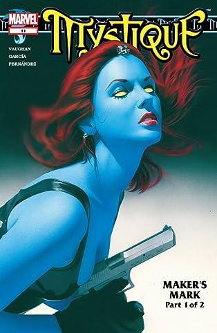 Mystique (2003-2005) #11