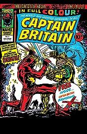 Captain Britain (1976-1977) #2