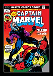 Captain Marvel (1968-1979) #34