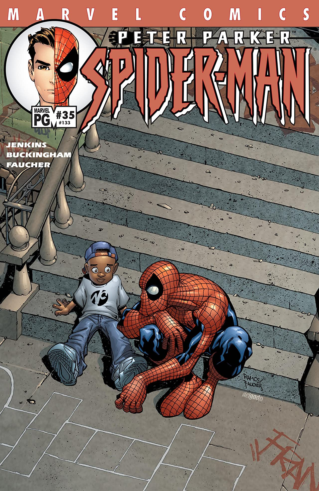 Peter Parker: Spider-Man (1999-2003) #35