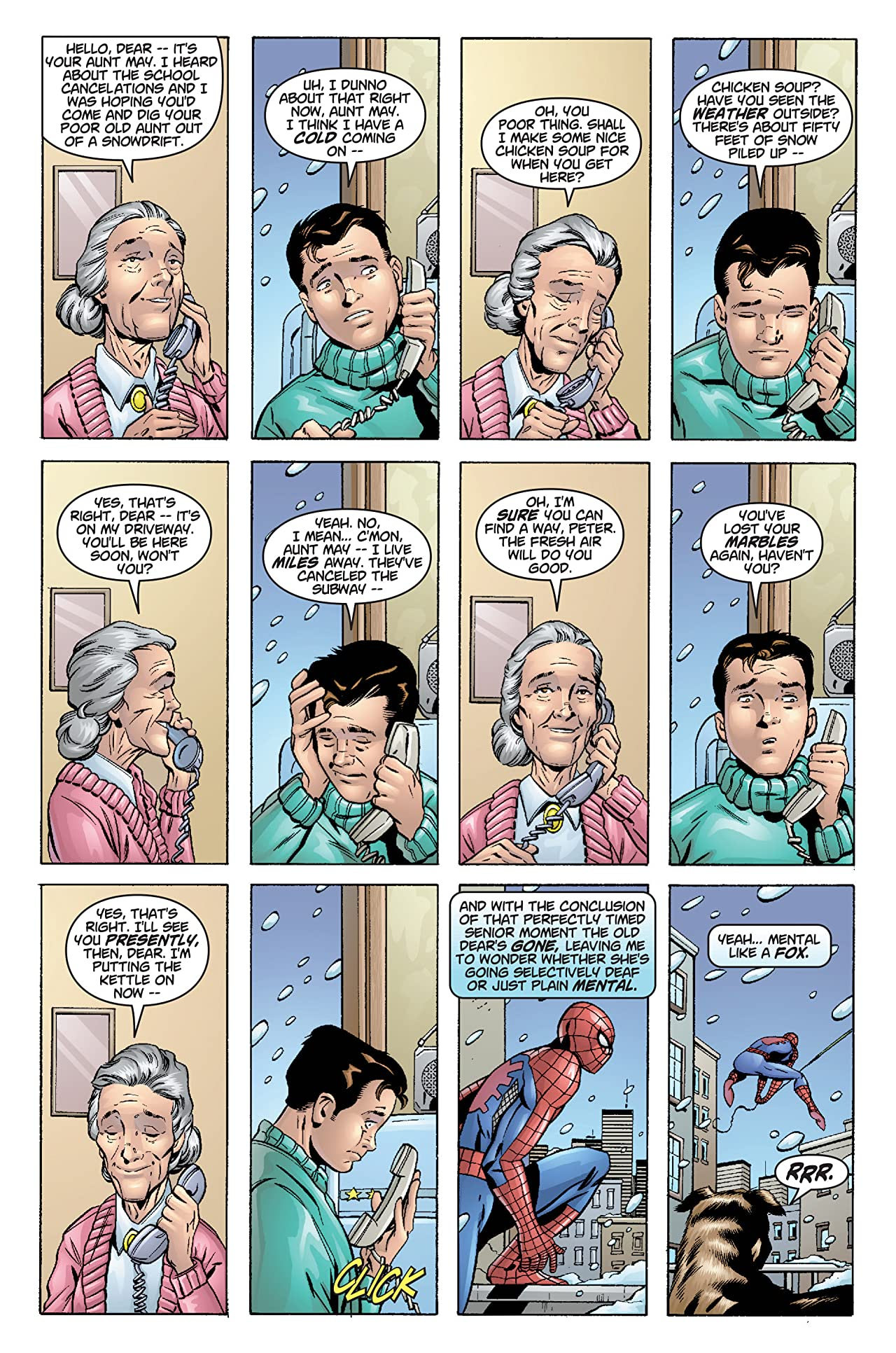 Peter Parker: Spider-Man (1999-2003) #37