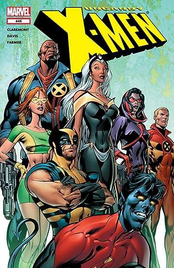 Uncanny X-Men (1963-2011) #445