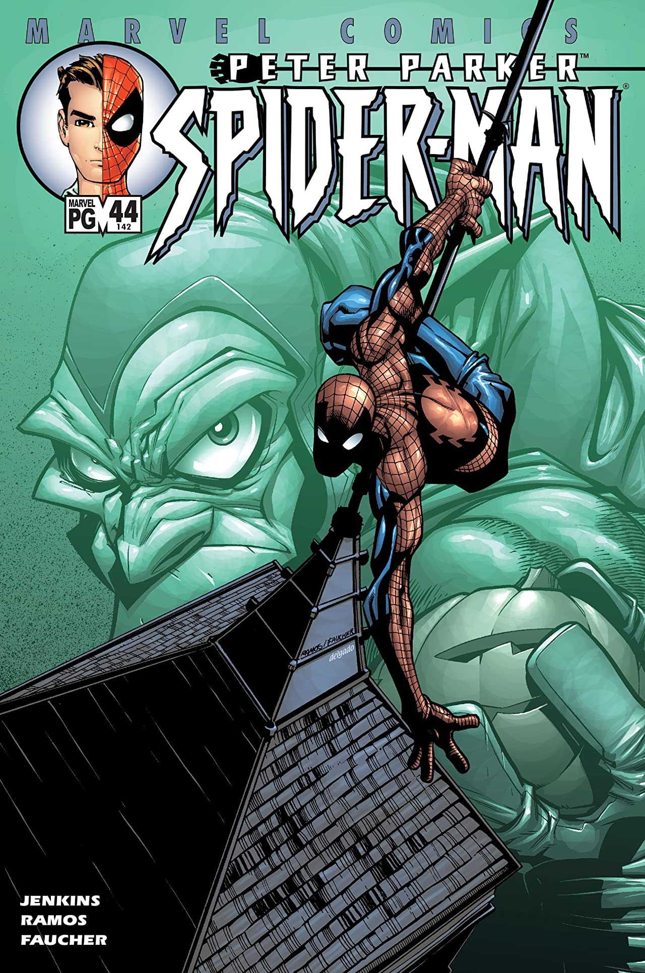 Peter Parker: Spider-Man (1999-2003) #44