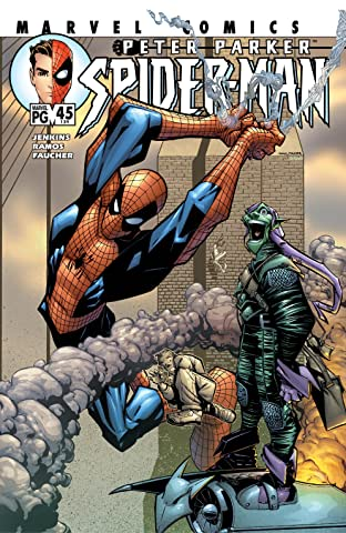 Peter Parker: Spider-Man (1999-2003) #45