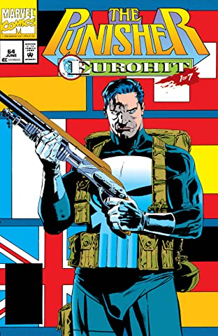 The Punisher (1987-1995) #64