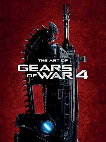 The Art of Gears of War 4