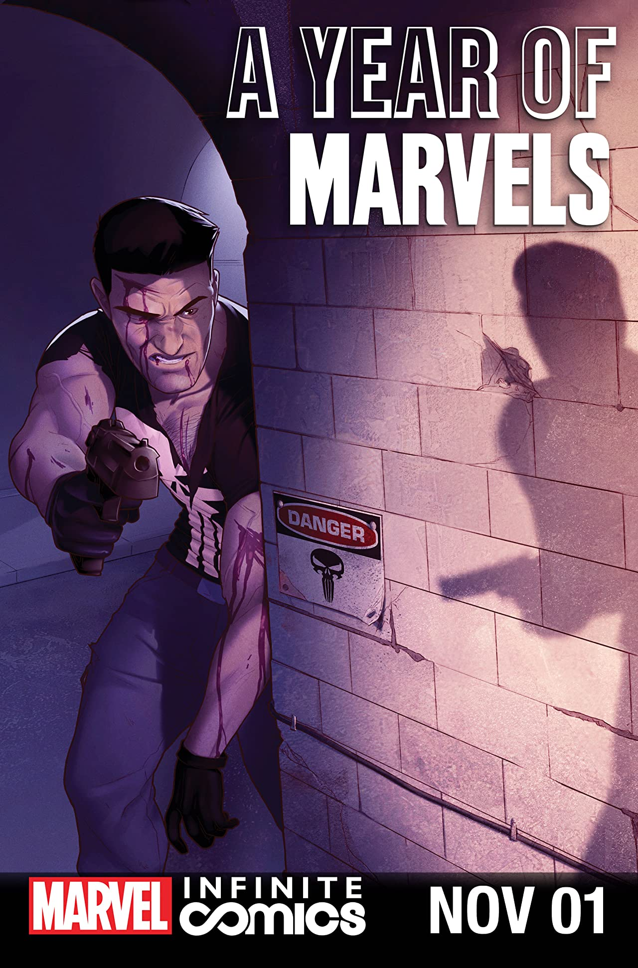 A Year Of Marvels: November Infinite Comic #1