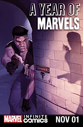 A Year Of Marvels: November Infinite Comic #1