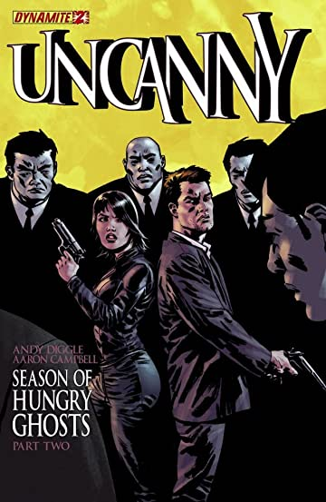 Uncanny #2: Digital Exclusive Edition
