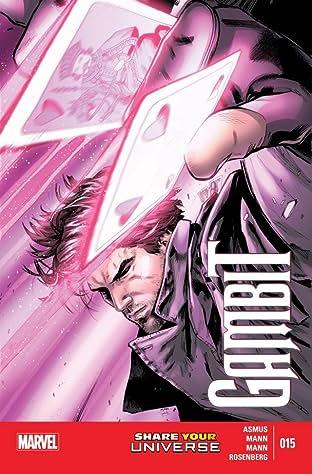Gambit (2012-2013) #15