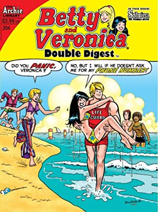 Betty & Veronica Double Digest No.204
