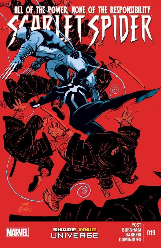 Scarlet Spider (2012-2013) #19