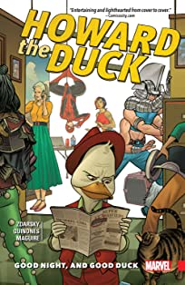 Howard The Duck Vol. 2: Good Night, and Good Duck