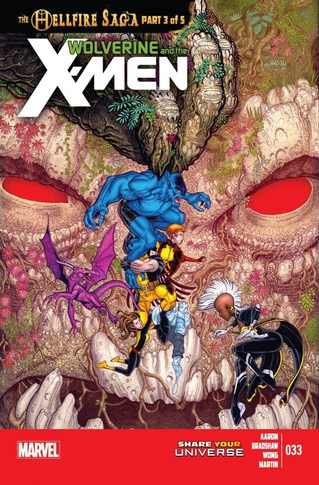 Wolverine and the X-Men #33