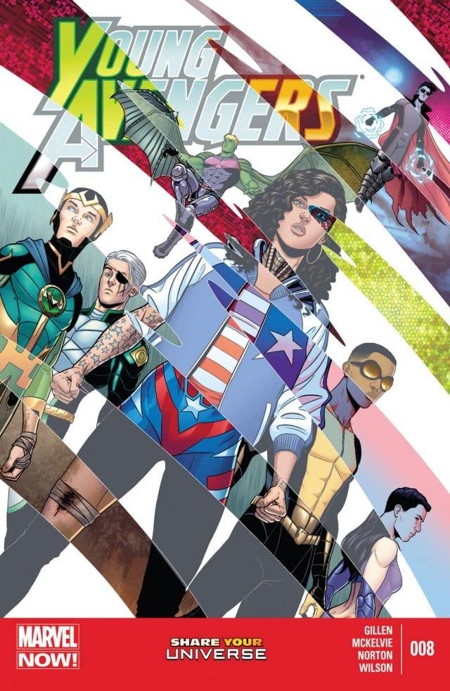 Young Avengers (2013) #8