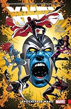 Uncanny X-Men: Superior Vol. 2: Apocalypse Wars