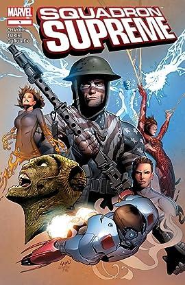 Squadron Supreme (2008-2009) #1
