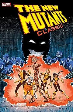 New Mutants Classic Tome 7