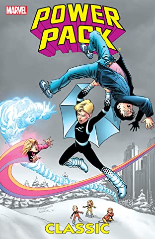 Power Pack Classic Vol. 3