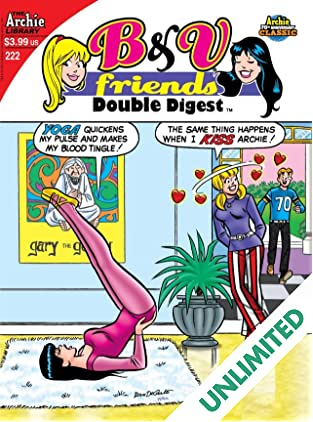 B & V Friends Double Digest #222