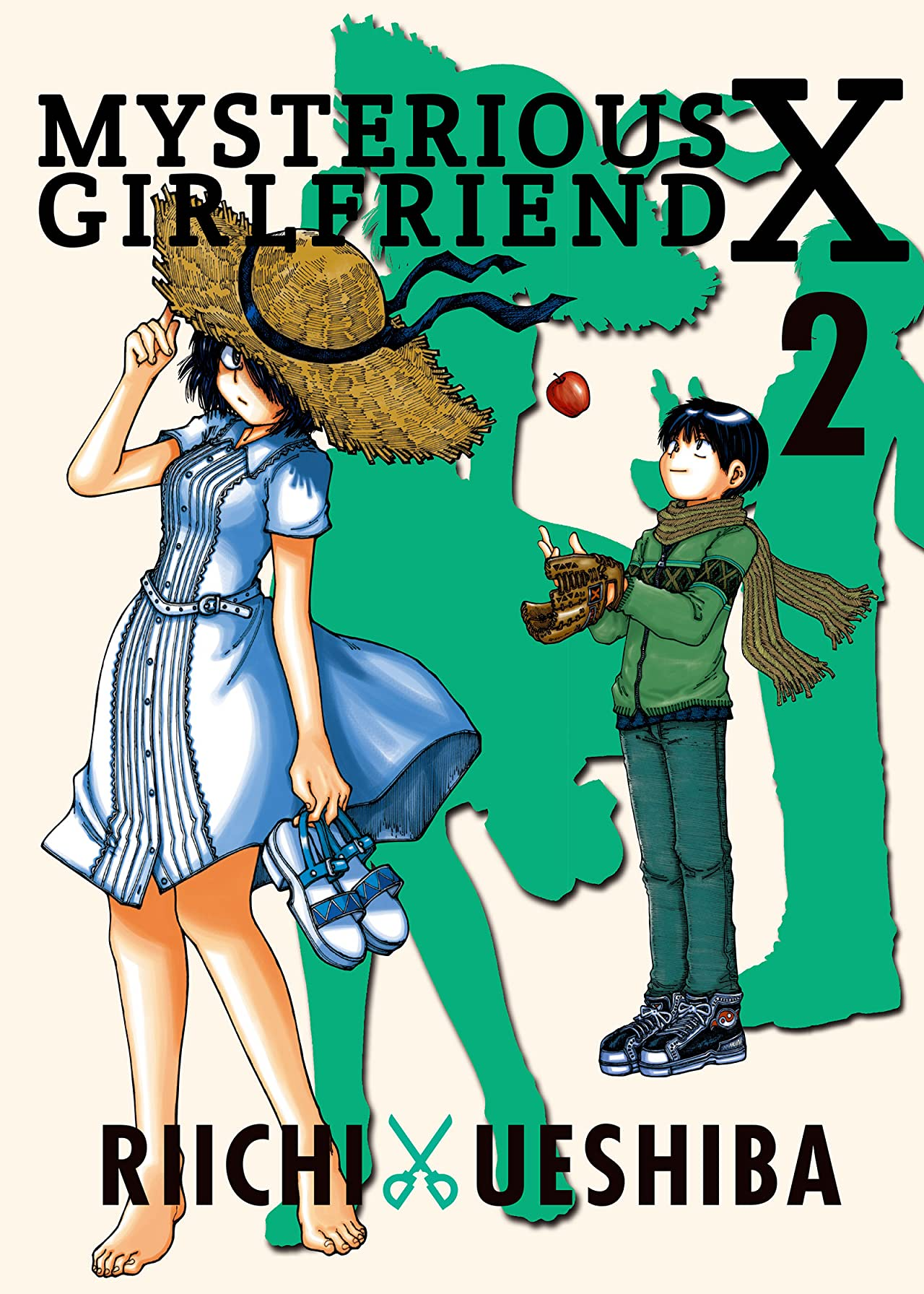 Mysterious Girlfriend X Vol. 2