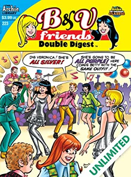 B & V Friends Double Digest #223 - Comics by comiXology