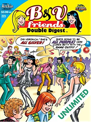 B & V Friends Double Digest #223