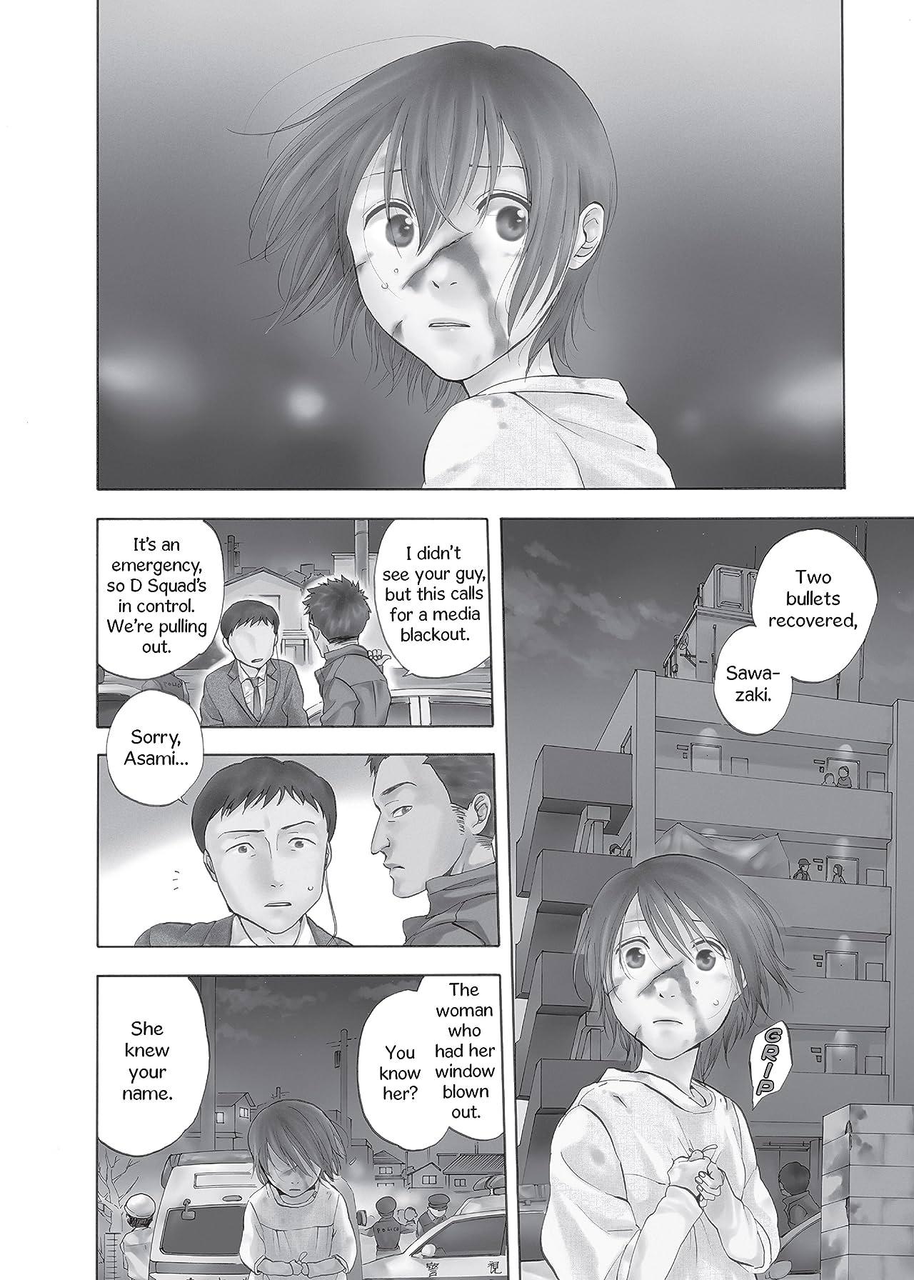 Devils' Line Vol. 2