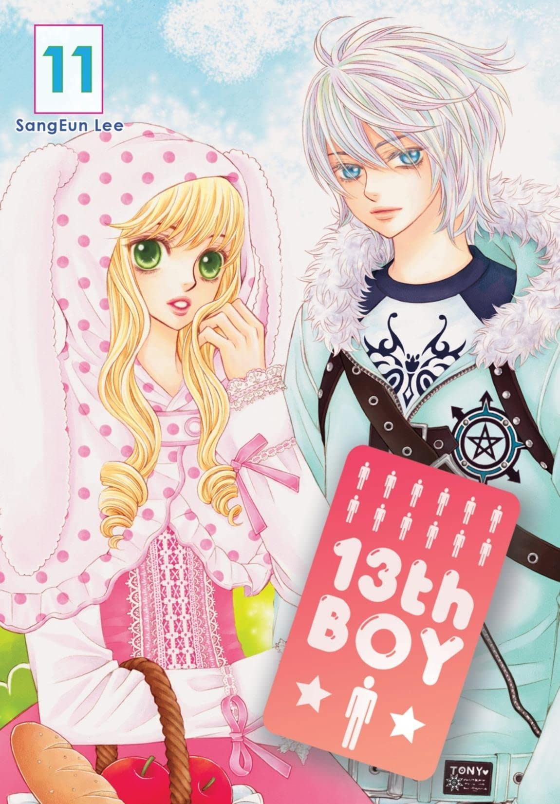 13th Boy Vol. 11