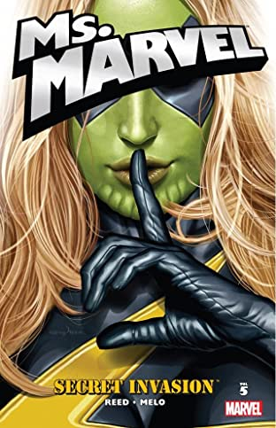 Ms. Marvel Tome 5: Secret Invasion