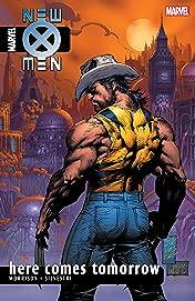 New X-Men By Grant Morrison Vol. 7: Here Comes Tomorrow