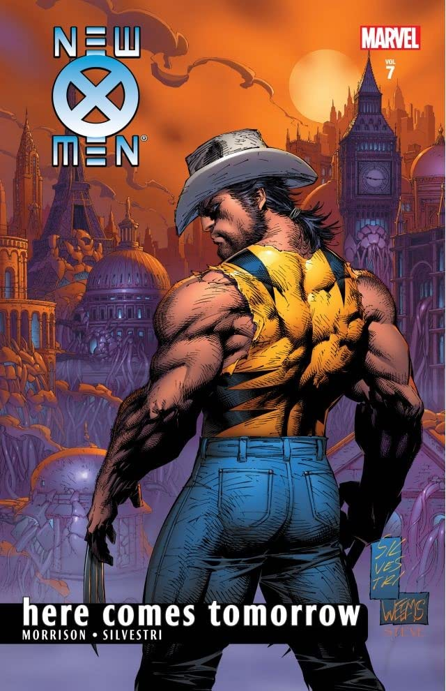 New X-Men By Grant Morrison Tome 7: Here Comes Tomorrow
