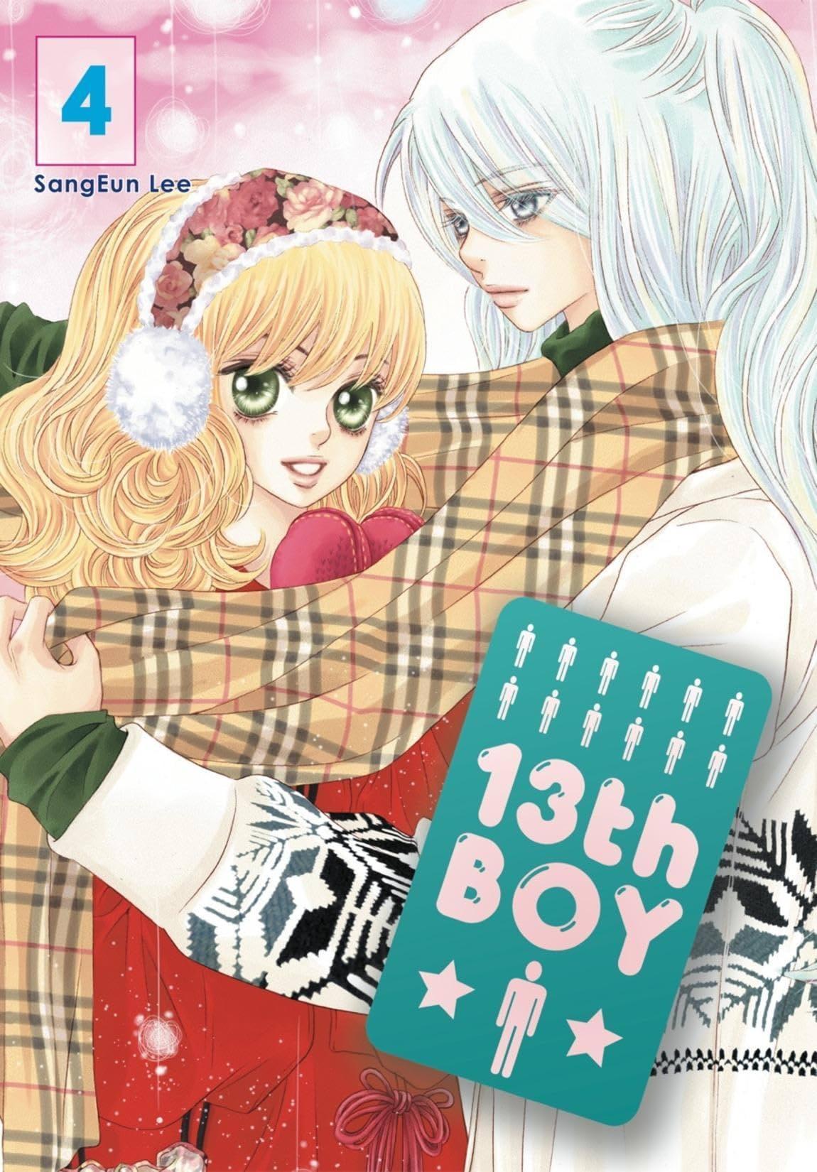 13th Boy Vol. 4