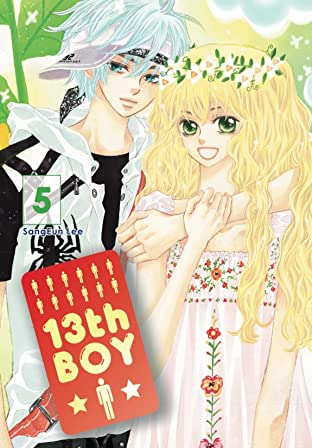 13th Boy Vol. 5