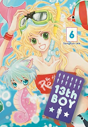 13th Boy Vol. 6