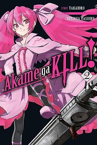Akame ga KILL! Tome 2