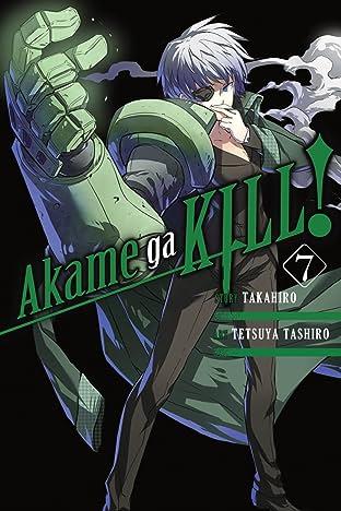 Akame ga KILL! Tome 7