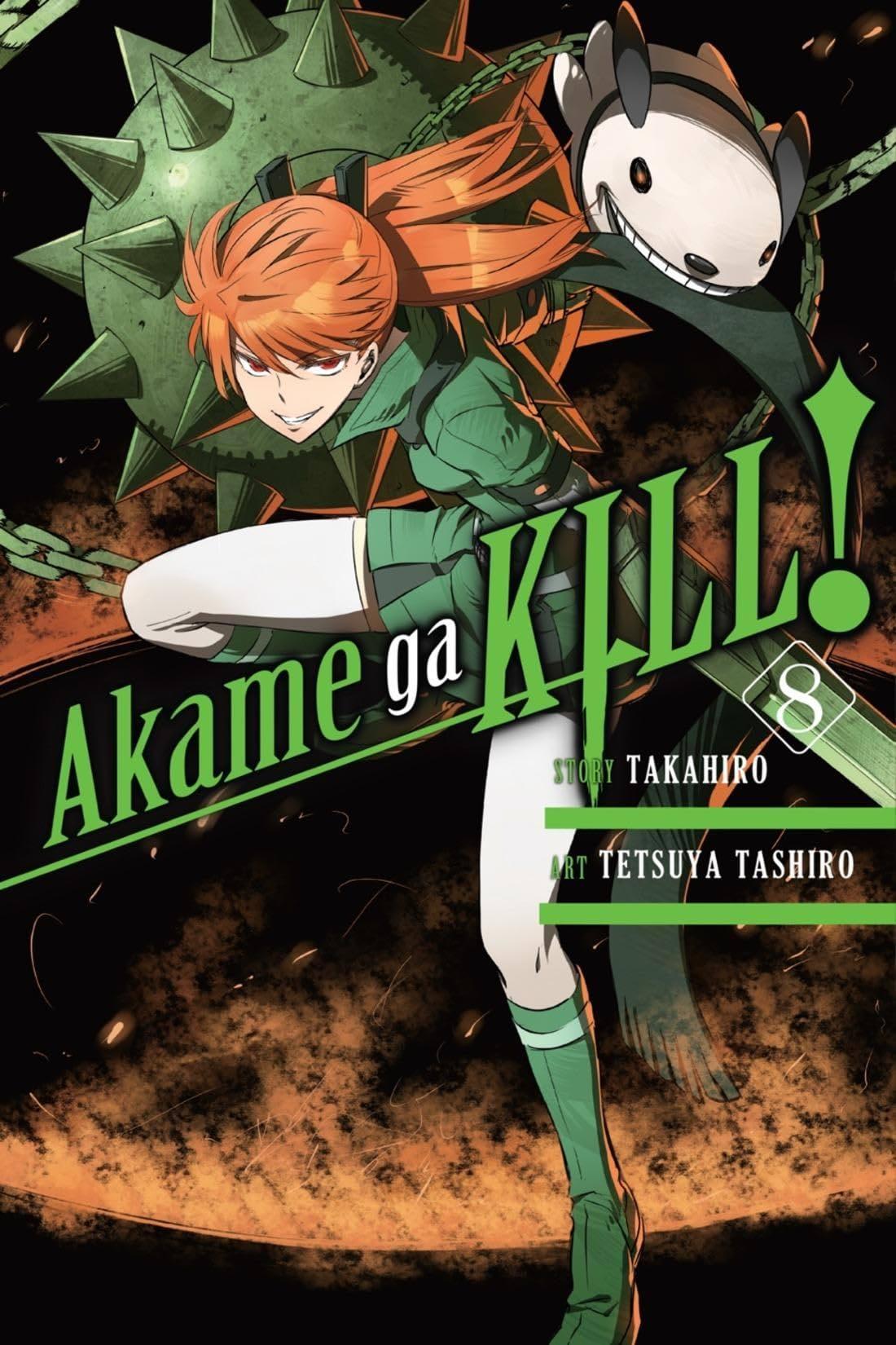 Akame ga KILL! Vol. 8