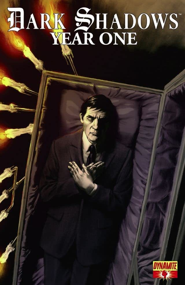 Dark Shadows: Year One #4