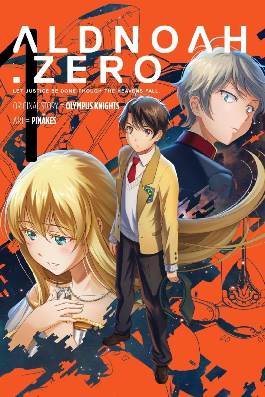 Aldnoah.Zero Season One Vol. 1