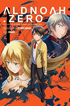Aldnoah.Zero Season One Vol. 1