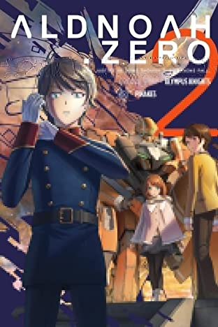 Aldnoah.Zero Season One Vol. 2