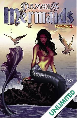 Damsels: Mermaids #3