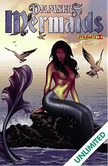 Damsels: Mermaids #3