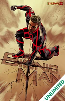 The Bionic Man #22