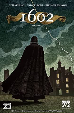 Marvel 1602 #1